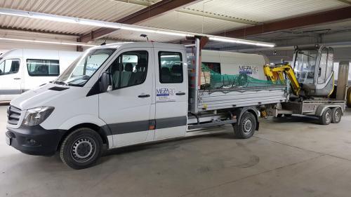 Fuhrpark-MEZA-Leitungsbau-GmbH